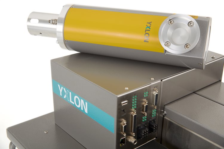 YXLON X-ray tube and generator module